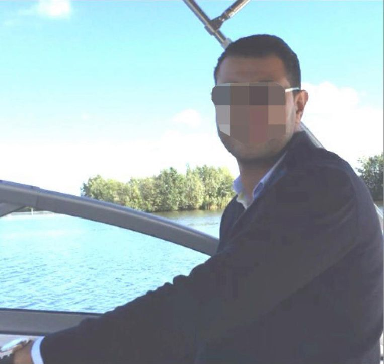 Maati K., eigenaar van frituur The View.