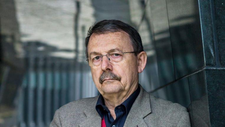 Onheilsprofeet Wolfgang Streeck, socioloog en emeritus directeur van het Max Planck Instituut in Keulen. Beeld Chris Keulen / HH