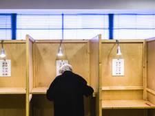 Opkomstpercentage heringedeeld Groningen fors lager