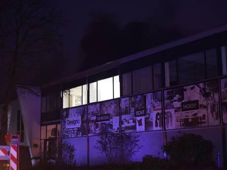 Grote brand in fabriek in Hardenberg geblust