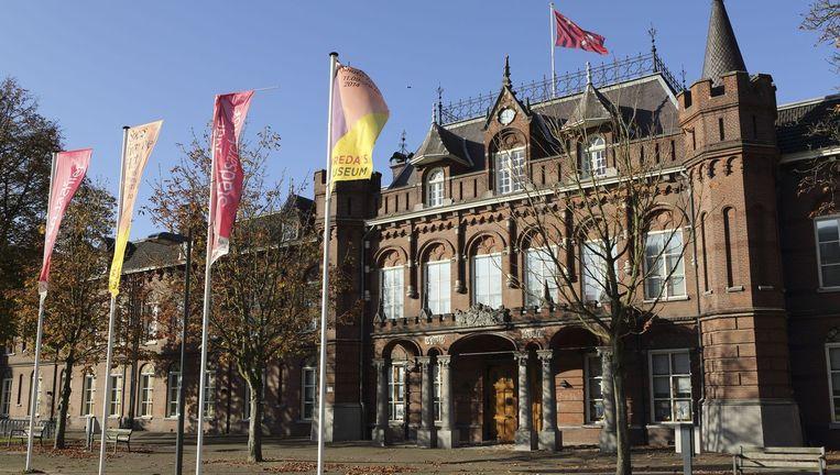 Breda's Museum. Beeld Stuart Forster / HH