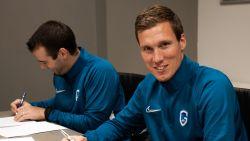 Racing Genk heeft nieuwe coach Hannes Wolf nu ook officieel beet, kijk straks naar zijn eerste training