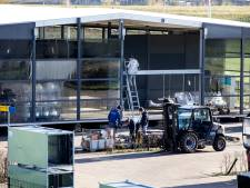 Organisatie Vierdaagsefeesten stampt in paar dagen nieuwe teststraat XL uit de grond