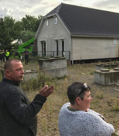 Kampen weigert geruimde woonwagenbewoonster in stadhuis