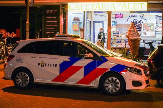 Cafetaria Alet aan de Donizettilaan in Eindhoven werd dinsdag 18 augustus overvallen. Dezelfde dader deed even daarvoor al een poging bij cafetaria 't Belske.