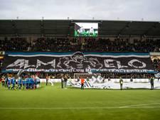 Heracles en PSV-fans zorgen voor onrust rond Polman Stadion