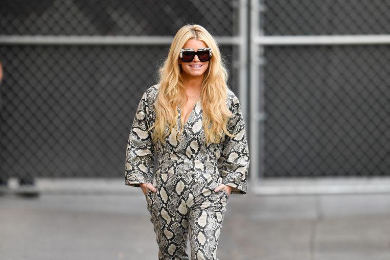 Jessica Simpson is niet opgezet met een Vogue-artikel