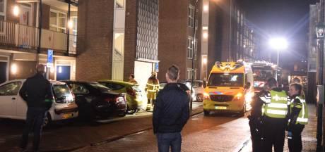 'Bloedbad' in Doetinchem; voordeur, galerij en auto besmeurd