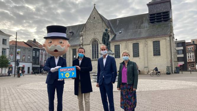 Egmontstad speelt toeristische troeven uit in exclusieve Monopoly-editie