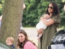 Meghan et Kate réunies pour soutenir Harry et William (photos)