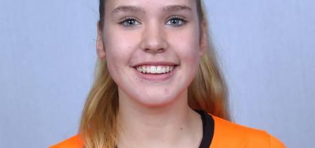 Linda van der Wal (18) gaat voor haar kansen bij DVO