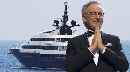 Van J.K Rowling tot Steven Spielberg: kijk binnen bij de luxejachten van de sterren