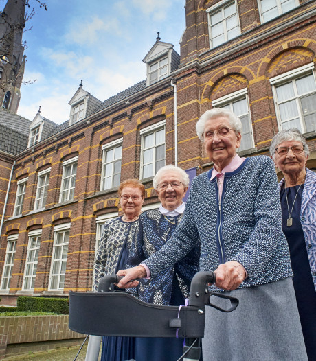 Veghel eert zusters Franciscanessen met kapelletje: 'blijvende herinnering aan inzet zusters'