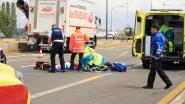 Man loopt E17 over en wordt gegrepen door bestelwagen: slachtoffer kritiek