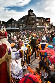 Sinterklaas op tournee in de Peel