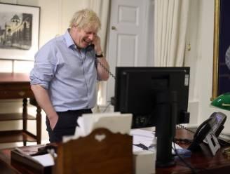 Britse premier Johnson belt als eerste Europese leider met VS-president Biden