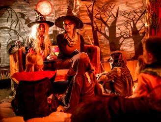 Boomse bib organiseert voorleesfeest in halloweenstijl