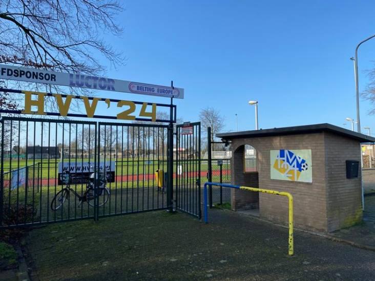 Beenbreuk Cyriel van der Veen maakt vroegtijdig einde aan HVV'24 – Hoeven