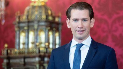 Sebastian Kurz zal klimaatgerichte coalitiegesprekken leiden in Oostenrijk