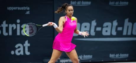 Pattinama-Kerkhove serveert zich naar tweede voorronde Australian Open