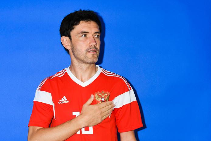 Yuri Zhirkov (Rusland).