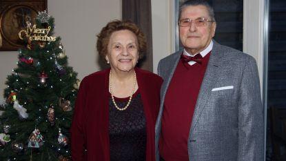 Georges en Marie-Colette vieren 60ste huwelijksverjaardag