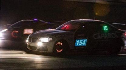 Dries Vanthoor racet naar zevende plek in Dubai, Boonen kan geen potten breken