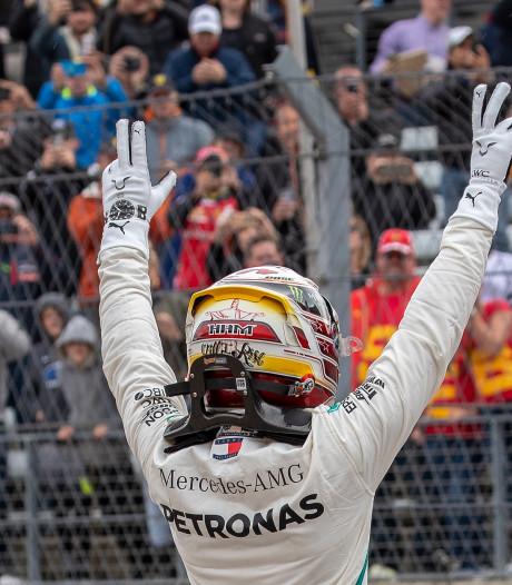 Wat heeft Hamilton nodig om kampioen te worden?