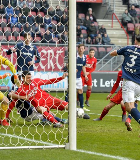 Willekeurige goals vertellen niet het verhaal bij FC Twente en Heracles