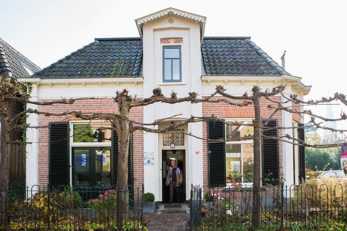 Een monumentaal huis in Doesburg. Eigenaren krijgen ondersteuning als ze hun woning willen verduurzamen.