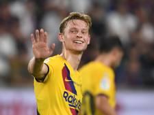 'De Jong behandelt de bal met meer zorg dan een tiener zijn smartphone'