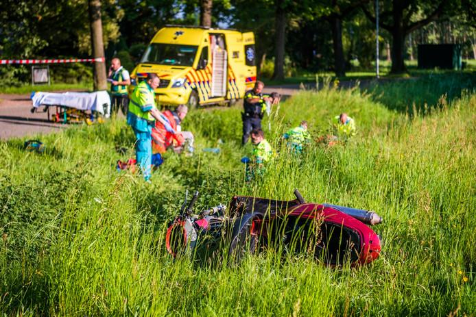Ongeval Eindhovenseweg Eindhoven