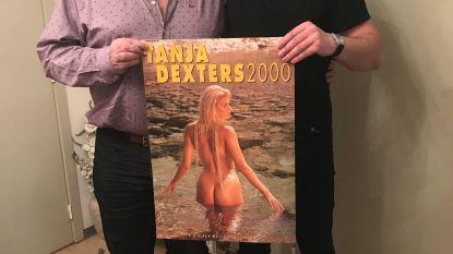 Heisa nog niet voorbij: Michel Van den Brande financiert herdruk naaktkalender Tanja Dexters