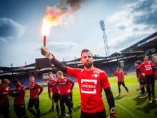 Willem II zorgt voor vermaak door uitzenden van derby tegen NAC in 2016
