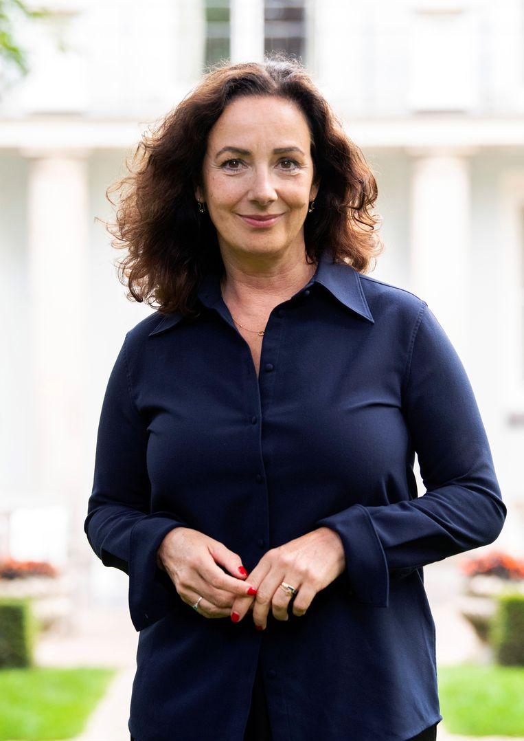 Burgemeester van Amsterdam Femke Halsema zei dat ze gaat handhaven, maar met gezonde tegenzin. Wat is dat voor boodschap, behalve dat ze geen zin heeft? Beeld Reuters