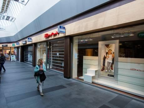 Faillissement kledingzaak in Elzas Passage in Helmond
