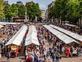 De Deventer Boekenmarkt in vijf foto's