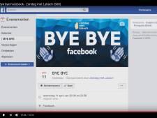 Vertrekken van Facebook? Zo doe je het