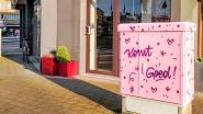 """Komt goed"": Straatletters zorgt voor warme boodschap in straatbeeld"