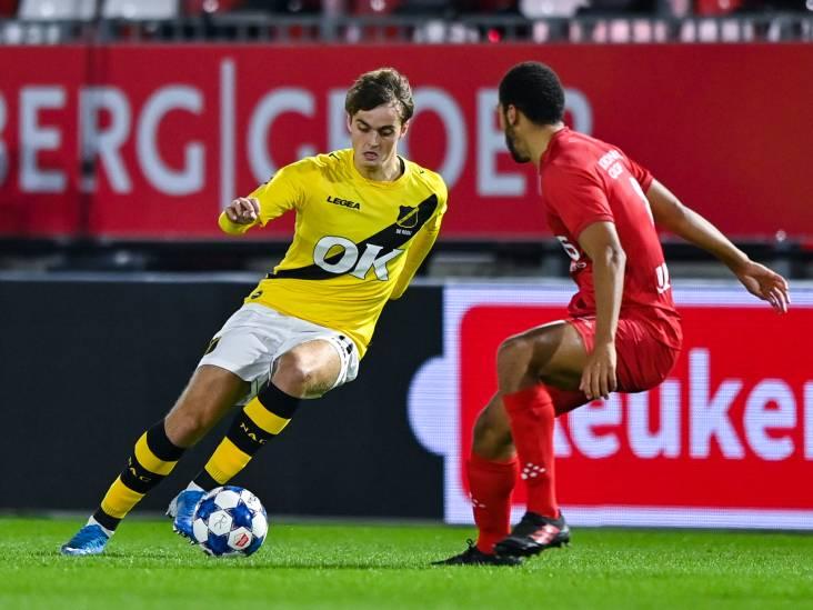 Recordaankoop De Rooij terug in wedstrijdselectie NAC