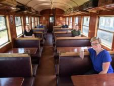 MBS Haaksbergen in coronatijd: Eenrichtingverkeer op het spoor