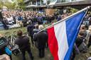 2019-10-14 13:31:13 ZWOLLE - Boeren demonstreren bij het provinciehuis van Overijssel. Belangenbehartiger LTO Noord riep op tot de actie en eist een opschorting van de beleidsregels rond stikstof. ANP VINCENT JANNINK