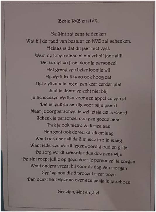 Gedicht St. Antonius
