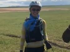 Linda van Gorkum uit Boskoop haalt finish Mongol Derby