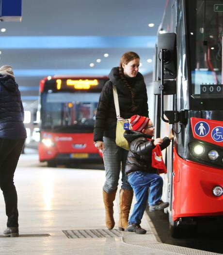 Niet meer gratis met de bus naar NAC