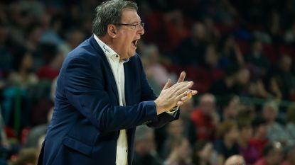 Spirou Charleroi zet coach Niksa Bavcevic aan de deur