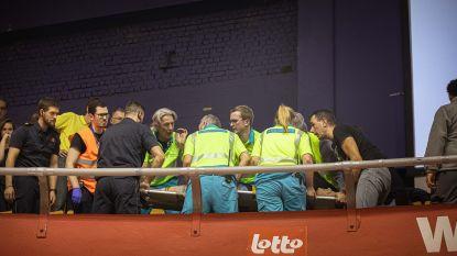 Paracyclist Kris Bosmans vandaag geopereerd aan been na val op Zesdaagse in Gent