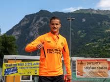 Ibrahim Afellay is de aanvoerder van PSV, Rosario zodra hij niet op het veld staat