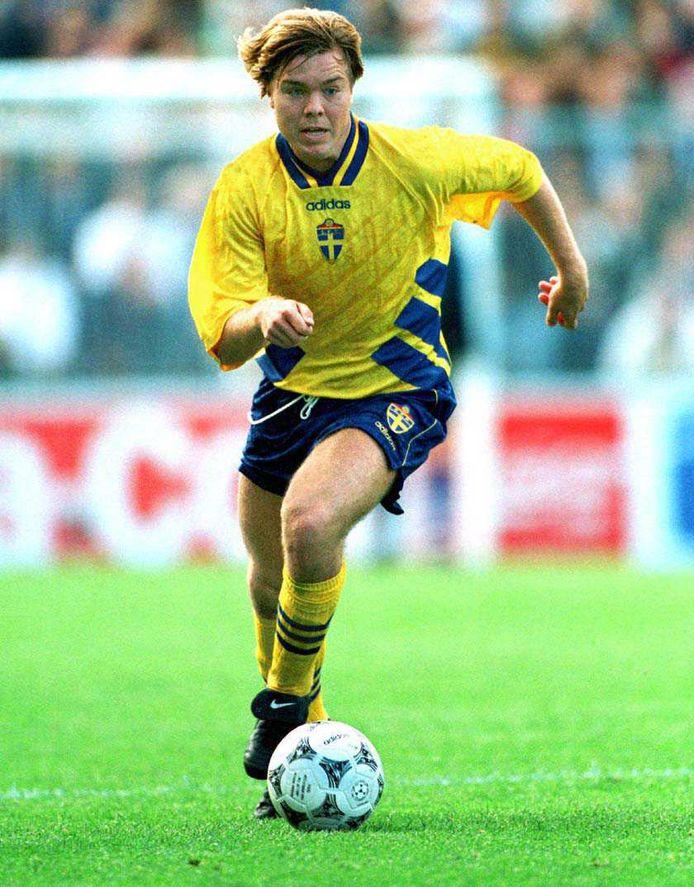 Namen die voor altijd in het geheugen zitten, zoals  de Zweed Tomas Brolin.