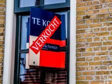 Bijna geen vrijstaande woningen of tweekappers meer te koop in Raalte